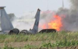 Tin chưa kiểm chứng: Máy bay chiến đấu Mỹ bị bắn rơi ở Al-Hasakah, Syria?