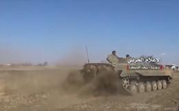 Phe thánh chiến Syria sụp đổ: Đầu hàng hoặc chết tại tử địa Daraa