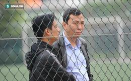 Ông Trần Quốc Tuấn bất ngờ rút khỏi cuộc đua Chủ tịch VFF
