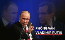 """Cuộc phỏng vấn gay cấn: TT Putin trả lời người Mỹ về chuyện """"thôn tính"""" Crimea, tên lửa vô địch mới của Nga"""