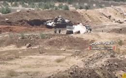 Quân đội Syria đè bẹp thánh chiến, chiếm thành phố Mashara