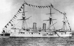 Kết cục bi thảm của chiến hạm Nga: Tàu Nhật truy đuổi, tự đánh chìm cuốn theo 200 tấn vàng