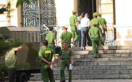 An ninh thắt chặt xung quanh phiên xử William Nguyen kích động biểu tình trái pháp luật