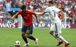 World Cup 2018: Số 0 tròn trĩnh của chiến binh Nga dìm Tây Ban Nha trong tột cùng cay đắng