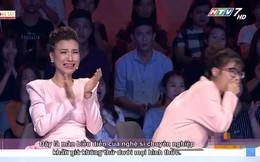 """Khách mời có màn diễn """"rùng rợn"""", Hoàng Yến Chibi sợ hãi bỏ chạy khỏi ghế"""