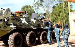 Lữ đoàn Hải quân đánh bộ 147: Sẵn sàng cơ động ứng cứu nhân dân trong bão lũ