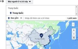 Yêu cầu Facebook làm rõ vụ hiển thị Hoàng Sa, Trường Sa của Trung Quốc