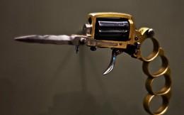 Đây là 8 khẩu súng tệ hại nhất từng được phát minh