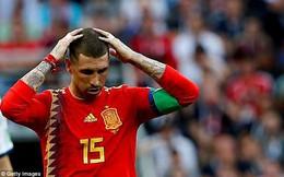 Ramos quyết không nghỉ hưu, muốn đá World Cup 2022 với bộ râu màu xám