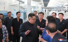 Báo Anh: Ông Kim Jong-un la mắng cán bộ và công nhân nhà máy khi đi thị sát