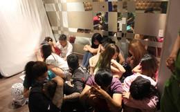 Giang hồ xăm trổ phê ma tuý tập thể ở chung cư cao cấp