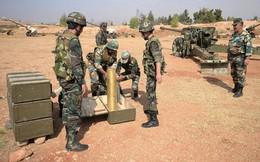 Tên lửa, pháo binh Syria trút sấm sét xuống đầu phiến quân ở Latakia