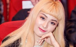 """Hạ Vi sau 1 năm chia tay Cường Đô La: Từ mỹ nữ trở thành """"tóc vàng hoe nổi loạn"""""""