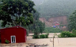 Mưa lũ ở Yên Bái đã khiến 8 người thiệt mạng, nhiều người bị thương