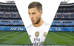 Eden Hazard phải đến Real học làm siêu sao