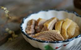 Làm cách này bạn sẽ khử được hoàn toàn mùi hôi và có món thịt vịt luộc ngon tuyệt đối