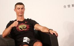 Tức giận bỏ buổi phỏng vấn về giữa chừng, Ronaldo bị MC Trung Quốc tố chảnh choẹ