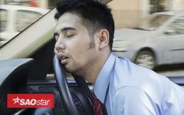 Tại sao chúng ta cứ ngồi lên xe ô tô là cơn buồn ngủ lại ập đến?