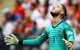 Herrera bênh vực De Gea sau kỳ World Cup thảm hoạ