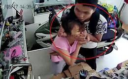 Cầm dao xông vào cửa hàng khống chế cướp điện thoại táo tợn giữa ban ngày