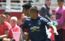 Thi đấu nhạt nhòa, Man United nhận thêm cú đòn đau trên đất Mỹ