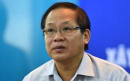 Bộ trưởng Trương Minh Tuấn bị tạm đình chỉ công tác