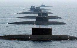 Sức mạnh hải quân Nga cuộn trào từ lòng biển, không phải trên mặt nước!