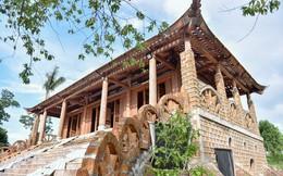 """Thông tin bất ngờ về chủ nhân """"cung điện công chúa"""" 9000m2 vừa bị cưỡng chế ở Hà Nội"""