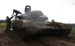 """Chiếc xe tăng """"mới, lạ"""" của Đội tuyển Việt Nam tại Tank Biathlon 2018: Gấp rút huấn luyện"""