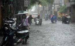 Bắc Bộ sắp đón trận mưa lớn kéo dài, đề phòng lũ quét