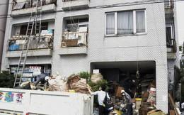 """Chuyện lớn về """"nhà rác"""" tại Nhật Bản"""