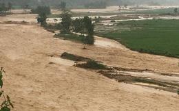 39 người chết và mất tích do mưa lũ ở các tỉnh Bắc Bộ và Bắc Trung Bộ