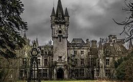Lâu đài cổ bỏ hoang ở Bỉ: Từ niềm tự hào của giới quý tộc châu Âu đến trại trẻ mồ côi đáng sợ, giờ trở nên hoang tàn rùng rợn