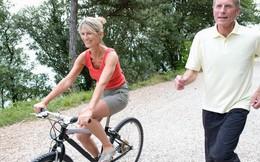 Giảm nguy cơ đau tim nhờ vài giờ... đạp xe