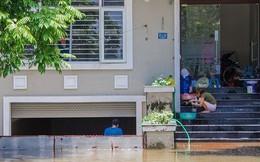 """""""Làng"""" biệt thự triệu đô ngập nước, chất lượng nhà sẽ ra sao?"""