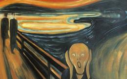 """Bức tranh """"Tiếng hét"""": Bí mật hơn 120 năm đã được khoa học giải mã"""