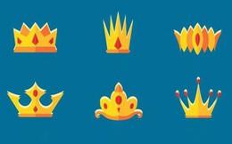 Chiếc vương miện mà bạn thích nhất sẽ tiết lộ người khác nghĩ gì về bạn