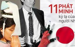 11 sáng kiến thú vị, kỳ lạ mà chỉ Nhật Bản mới có