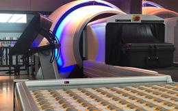 Hãng hàng không Mỹ muốn sử dụng máy chụp cắt lớp 3D để soi hành lý của khách