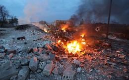 IS tuyên bố đang giữ xác phi công Syria vừa bị bắn hạ