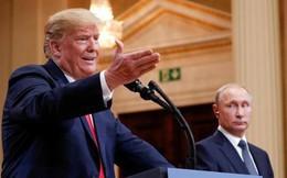 Ông Trump lo Nga giúp đảng Dân chủ thắng bầu cử tháng 11 tới