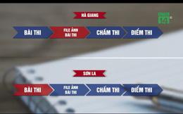 Video: Gian lận điểm thi ở Sơn La tinh vi, phức tạp hơn Hà Giang thế nào?