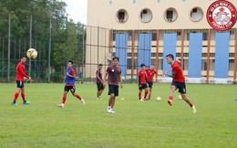 CLB TP.HCM: Đến sân tập phải thuê sao làm được bóng đá chuyên nghiệp!