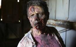 Bà ngoại quái chiêu: Chẳng thích trông cháu, chỉ thích làm zombie để rồi được nhận vai diễn quần chúng trong The Walking Dead