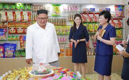Phu nhân Triều Tiên Ri Sol-ju tái xuất, xinh đẹp rạng rỡ trong chuyến thị sát cùng chồng