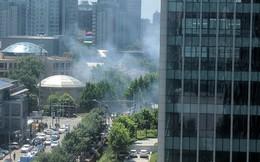 Đánh bom rung chuyển bên ngoài đại sứ quán Mỹ tại Bắc Kinh, nghi phạm đến từ Nội Mông