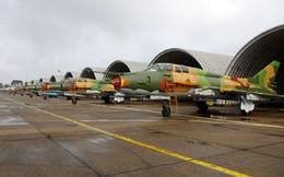 Máy bay chiến đấu Su-22 vừa rơi thuộc Trung đoàn anh cả, tinh nhuệ bậc nhất của KQVN