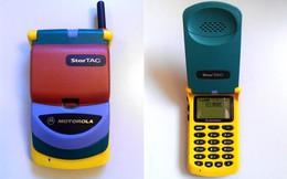Đây là 10 chiếc điện thoại xấu nhất từ trước đến nay