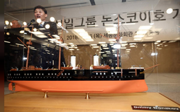 """Bị điều tra, công ty Hàn Quốc bất ngờ xin lỗi về vụ """"tìm thấy xác tàu Nga chở 200 tấn vàng"""""""
