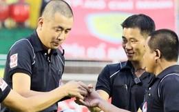 Phó ban trọng tài: VPF mời trọng tài Thư trở lại bắt V.League